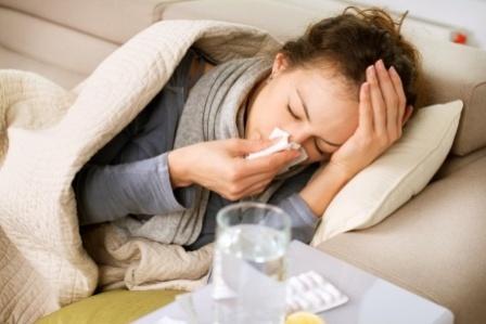 representational common cold image